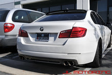 Load image into Gallery viewer, BMW F10 5 Series Carbon Fiber Roof Spoiler
