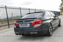 Load image into Gallery viewer, BMW F10 5 Series W Style Carbon Fiber Roof Spoiler