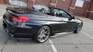 BMW F12 F13 M6 Carbon Fiber Side Skirts