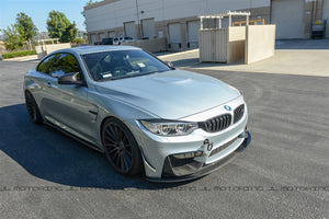 BMW F82 F83 M4 Carbon Fiber Side Skirts