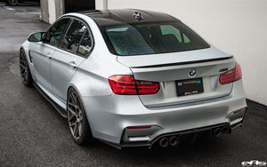 BMW F80 M3 Carbon Fiber Side Skirts