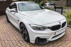 BMW F82 F83 M4 Performance Carbon Fiber Side Skirts