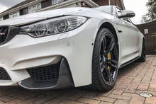 Load image into Gallery viewer, BMW F82 F83 M4 Performance Carbon Fiber Side Skirts