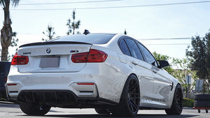BMW F80 M3 Performance Carbon Fiber Side Skirts