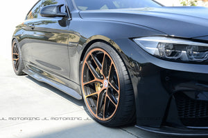 BMW F82 F83 M4 GTS Carbon Fiber Side Skirts