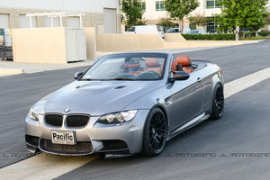 BMW E92 E93 M3 Carbon Fiber Side Skirts