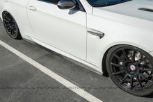 Load image into Gallery viewer, BMW E92 E93 M3 GTS Carbon Fiber Side Skirts