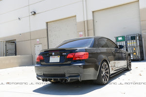 BMW E92 E93 M3 GTS Carbon Fiber Side Skirts