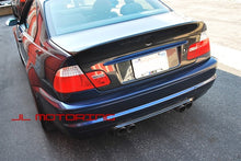 Load image into Gallery viewer, BMW E46 Coupe M3 CSL Style Carbon Fiber Bootlid Trunk