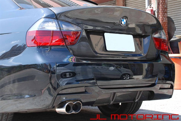 BMW E90 Sedan CSL Style Carbon Fiber Bootlid Trunk