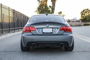 BMW E92 Coupe CSL Style Bootlid Trunk