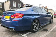 Load image into Gallery viewer, BMW F10 5 Series Performance Style Carbon Fiber Trunk Spoiler