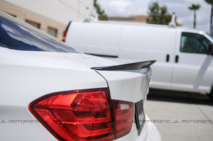 BMW F30 3 Series Performance Style Carbon Fiber Trunk Spoiler