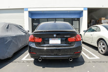 Load image into Gallery viewer, BMW F80 M3 F30 3 Series V2 Carbon Fiber Trunk Spoiler