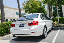 Load image into Gallery viewer, BMW F80 M3 F30 3 Series M4 Style Carbon Fiber Trunk Spoiler