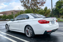 Load image into Gallery viewer, BMW F33 F83 M4 Convertible CS Style Carbon Fiber Trunk Spoiler