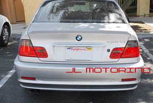 BMW ACS Style Trunk Spoiler - E46 3 Series Coupe