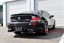 Load image into Gallery viewer, BMW E63 6 Series M6 Carbon Fiber Trunk Spoiler