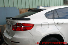 Load image into Gallery viewer, BMW E71 X6 Carbon Fiber Trunk Spoiler