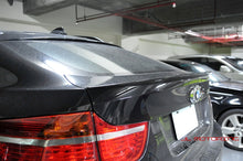Load image into Gallery viewer, BMW E71 X6 Performance Style Carbon Fiber Trunk Spoiler