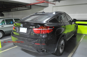 BMW E71 X6 Performance Style Carbon Fiber Trunk Spoiler