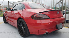 Load image into Gallery viewer, BMW E89 Z4 Carbon Fiber Trunk Spoiler