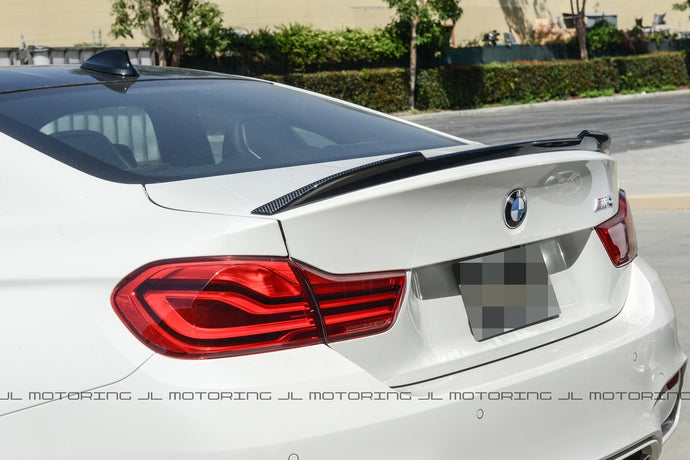 BMW F82 M4 CS Carbon Fiber Trunk Spoiler