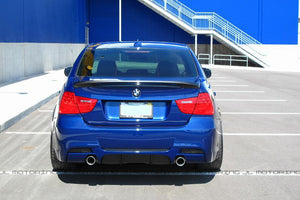 BMW E90 3 Series M Tech Carbon Fiber Trunk Spoiler