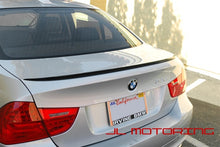 Load image into Gallery viewer, BMW E90 3 Series M3 Style Carbon Fiber Trunk Spoiler