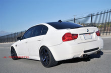 Load image into Gallery viewer, BMW E90 3 Series Performance Style Carbon Fiber Trunk Spoiler