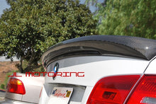 Load image into Gallery viewer, BMW E92 3 Series Coupe M Tech Style Carbon Fiber Trunk Spoiler