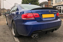 Load image into Gallery viewer, BMW E92 3 Series Coupe Performance Style Carbon Fiber Trunk Spoiler