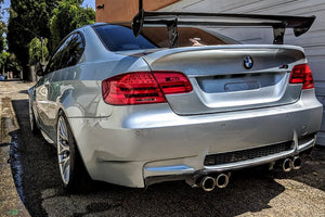 BMW E92 M3 GTS Carbon Fiber Trunk Wing