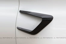 Load image into Gallery viewer, Mercedes Benz W205 C63 AMG Carbon Fiber Fender Vents