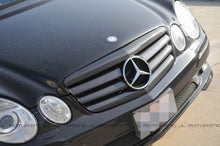 Load image into Gallery viewer, Mercedes Benz W211 Carbon Fiber Front Grille