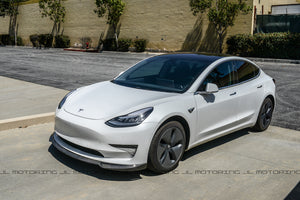 Tesla Model 3 Carbon Fiber Front Lip
