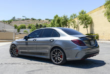 Load image into Gallery viewer, Mercedes W205 C Class Carbon Fiber Trunk Spoiler