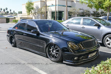 Load image into Gallery viewer, Mercedes Benz W211 E55 AMG Carbon Fiber Front Lip