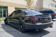 Load image into Gallery viewer, Mercedes W211 Carlsson Style Carbon Fiber Trunk Spoiler
