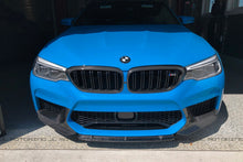 Load image into Gallery viewer, BMW F90 M5 Performance Carbon Fiber Front Splitters