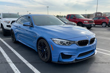 Load image into Gallery viewer, BMW F80 F82 F83 M3 M4 V4 Carbon Fiber Front Lip