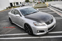 Load image into Gallery viewer, Lexus IS F Carbon Fiber Front Lip