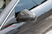 Load image into Gallery viewer, Maserati GranTurismo Carbon Fiber Mirror Cover Set