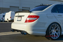 Load image into Gallery viewer, Mercedes Benz W204 C63 Carbon Fiber Rear Diffuser