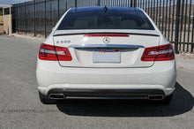 Load image into Gallery viewer, Mercedes Benz C207 A207 E350 E550 Coupe Carbon Fiber Rear Diffuser