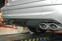 Load image into Gallery viewer, Mercedes W211 E55 AMG Carbon Fiber Rear Diffuser