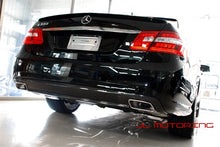 Load image into Gallery viewer, Mercedes Benz W212 E350 E550 AMG Carbon Fiber Rear Diffuser