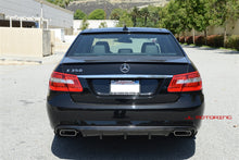 Load image into Gallery viewer, Mercedes Benz W212 E63 AMG Carbon Fiber Rear Diffuser