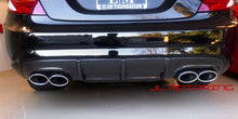 Load image into Gallery viewer, Mercedes Benz W216 CL63 CL65 AMG Carbon Fiber Rear Diffuser