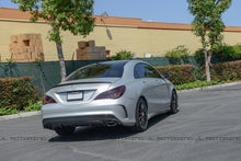 Load image into Gallery viewer, Mercedes Benz C117 CLA 250 V1 Carbon Fiber Rear Diffuser